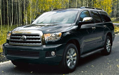 Toyota Sequoia 2016 2017 Toyota Sequoia For Sale In Your Area Cargurus