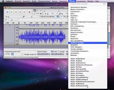 best editor for mac top 5 free audio editor for mac mac dvd studio
