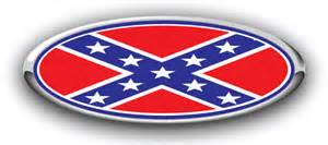 ford confederate flag ford custom emblem ovelay decals