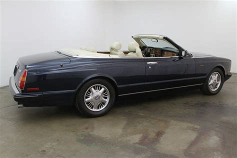 1997 bentley azure 1997 bentley azure beverly hills car club