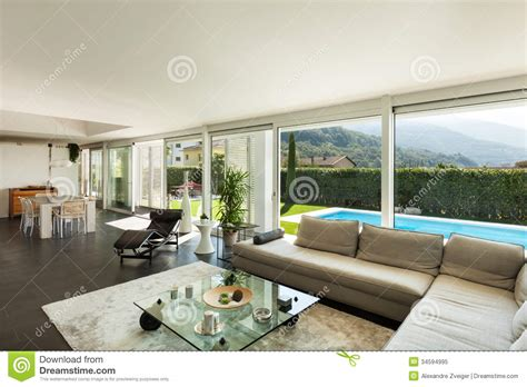 home home interior home design free home interior modern villa beautiful interiors stock image image of