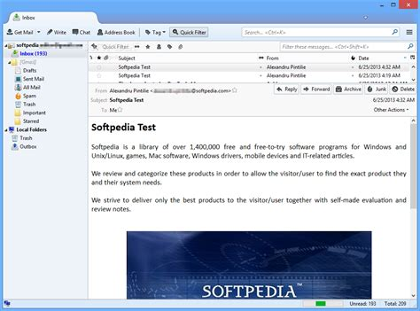 Mozilla Thunderbird 20 Is Go Free Email Client Now Available In Updated Format by Thunderbird