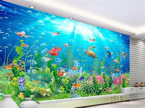 Tropical Beach Wall Murals online get cheap ocean wall murals aliexpress com