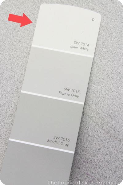 eider white by sherwin williams colors grey repose gray and diy and crafts
