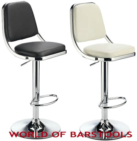 Breakfast Bar Stool Uk by Stylish Rimini Breakfast Bar Stool Available In Three Colours Ebay