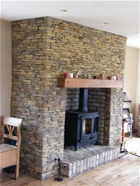 Reclaimed Brick Fireplace by View Pictures And Photos For Stonecraft Stonecraft