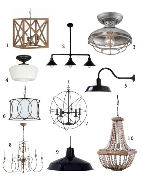 Farmhouse Style Light Fixtures Farm Style Light Fixtures Creating A Rustic Farmhouse