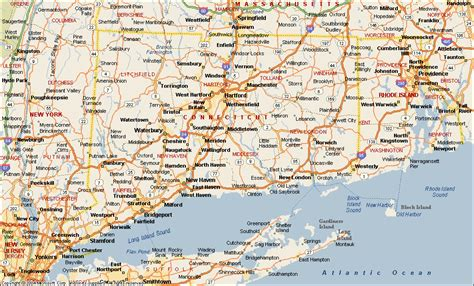 printable connecticut road map map of connecticut connecticut maps mapsof net