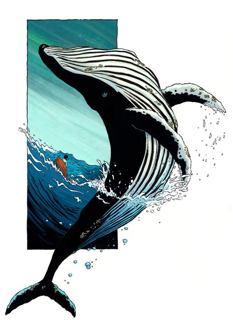watercolor whale tutorial whale by rachelcurtis on deviantart whale pinterest
