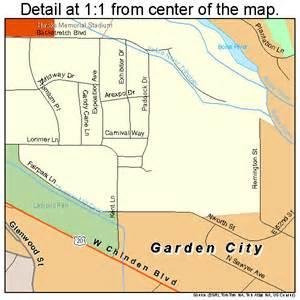 Garden City Idaho Map Garden City Idaho Map 1629620