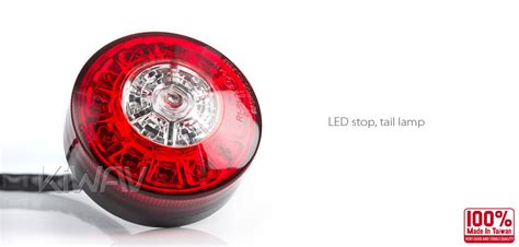 led brake lights motorcycle 3 quot motorcycle led l brake l turn signal