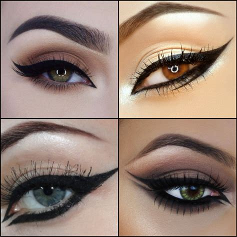 Eyeliner A by Cat Eye Liner Www Pixshark Images Galleries With A