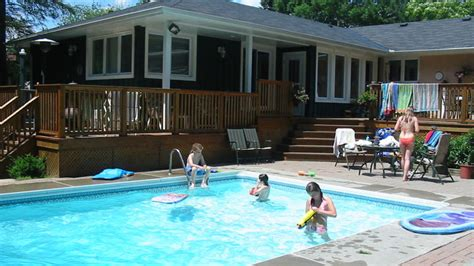 houses with pools why you should think about buying a home with a