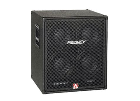 peavey 410 tvx bass speaker cabinet user reviews peavey tvx 410 audiofanzine
