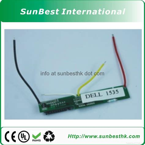 reset laptop battery ic dell 1535 laptop battery protect board pcb china