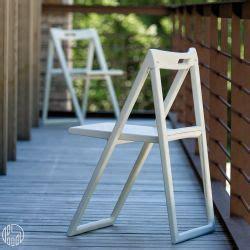 kartell len deutschland enjoy 460 klappbarer stuhl pedrali aus polypropylen