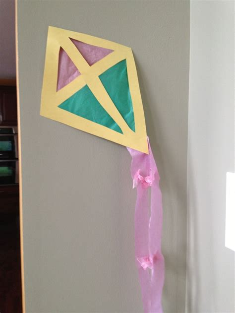 tissue paper kite kites