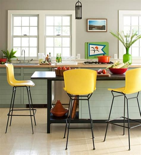 decorating with yellow centsational