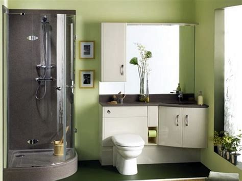 paint ideas for a small bathroom small bathroom color schemes green 10