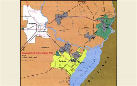 houston galveston map historical maps houston galveston area council