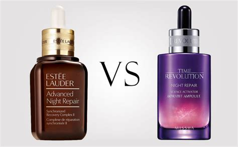 Estee Lauder Repair Serum estee lauder advanced repair vs missha time