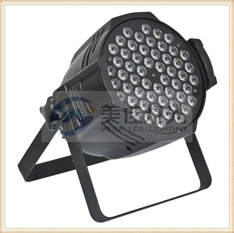 Lu Par Light 54 54 x 3w rgbwa par led par can stage light led par 64 mj 3001 545 meijia china manufacturer