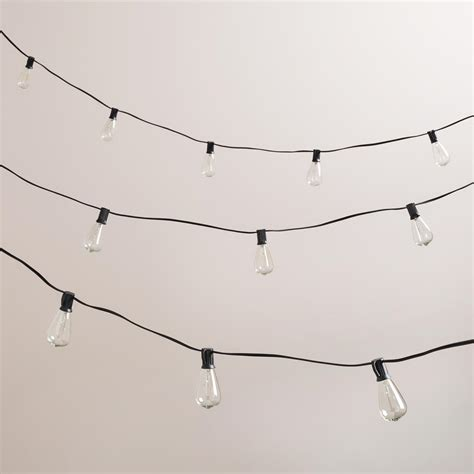 World Market Lights by Edison Style String Lights World Market From Cost Plus World