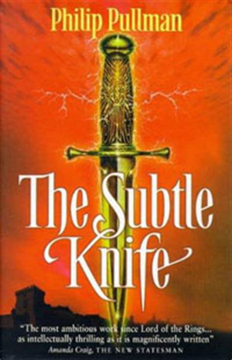 the subtle knife his 1407130234 the subtle knife his dark materials fandom powered by wikia