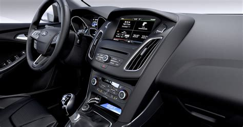 Autodesk Home 2014 ford focus facelift gets revised looks and interior