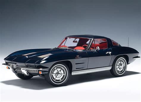 Diecast Chevy Corvette Stingray 1963 chevrolet corvette coupe 1963 diecast model car by
