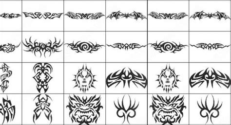net pattern brush 307 photoshop tattoo brushes free abr psd eps format