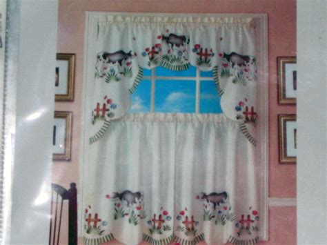 cow curtains cow kitchen curtains cow kitchen curtains curtain design
