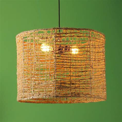 Drum Pendant Lighting Cheap 34 Best Images About Lshade Lantern Burlap On Pinterest