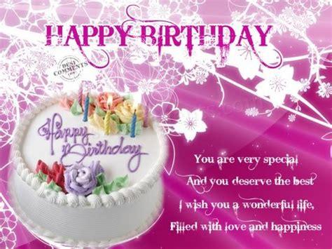 Happy Birthday Wishes To My Baby Fresh And Renewed