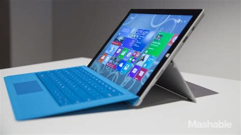 Laptop Microsoft Surface 3 microsoft s surface pro 3 could be a laptop killer
