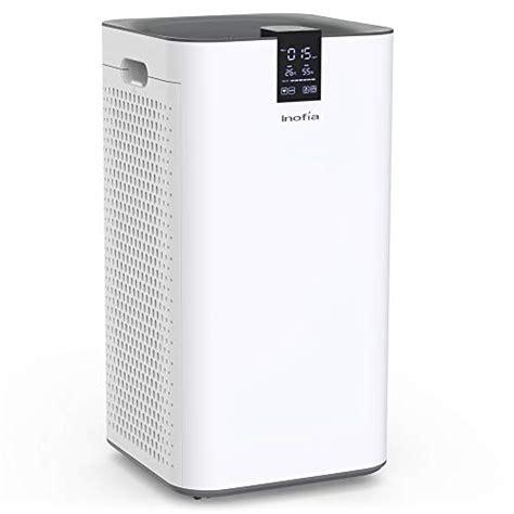 inofia air purifier  true hepa air filter wi fi