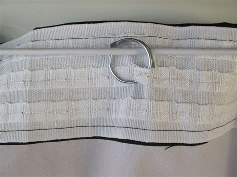 how to sew curtains with rings curtains for the crusier nada labsnada labs