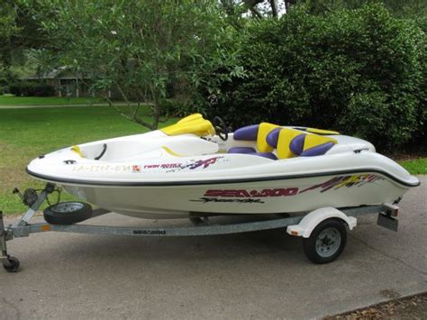 seadoo boat pics 1988 sea doo sportster boat pictures to pin on pinterest