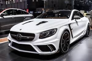geneva 2016 mansory s class coupe platinum edition