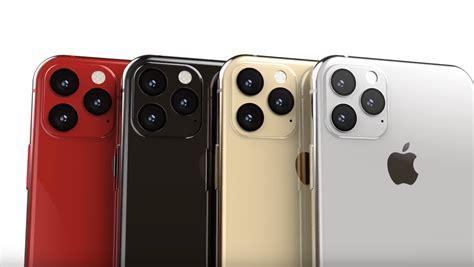 iphone   iphone  pro tout ce  lon sait des futurs smartphones dapple