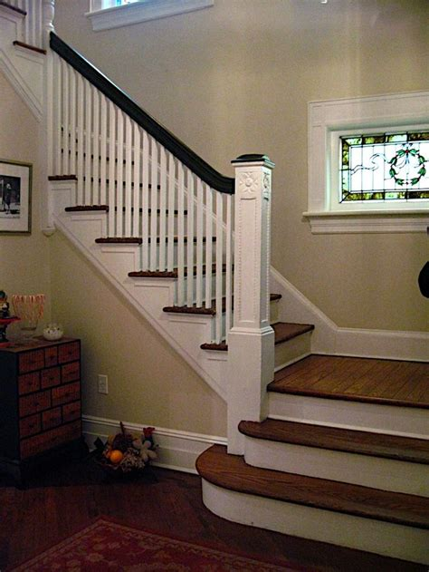 layout    staircase  steps landing