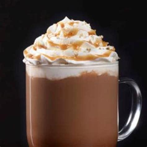 Chocolate Grande Coffee Toffee salted caramel mocha starbucks coffee company