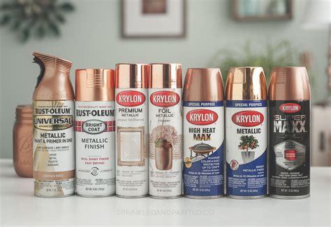 copper color paint copper spray paint colors ka styles