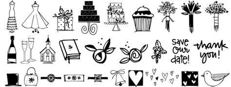 wedding doodle font free wedding doodles font by outside the line font bros