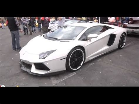 Bieber Lamborghini Justin Bieber S Rented Lamborghini Aventador Sound And Rev
