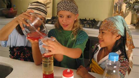 Backyard Science Episodes by Education Programs