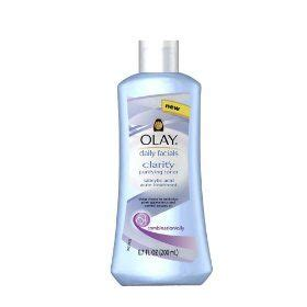 Toner Olay olay daily clarity purifying toner reviews photo makeupalley