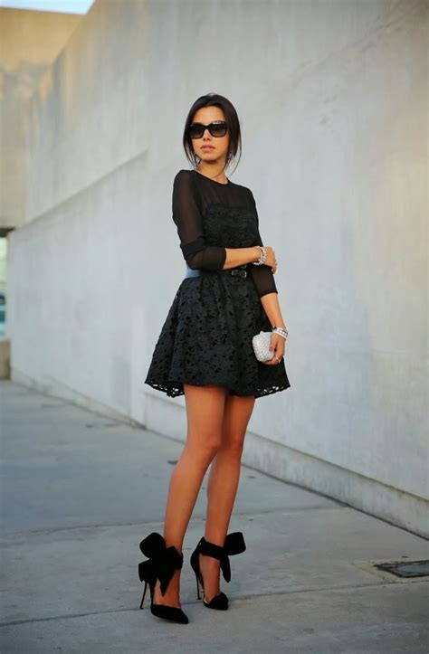 wear   black dresses  fashiontastycom