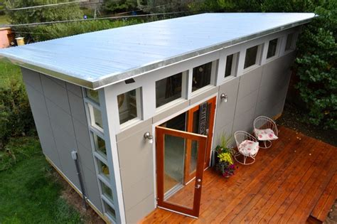 artist s studio studio shed lifestyle modern shed