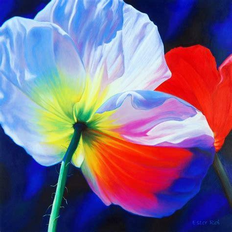 imagenes abstractas muy coloridas im 225 genes arte pinturas cuadros muy coloridos con flores